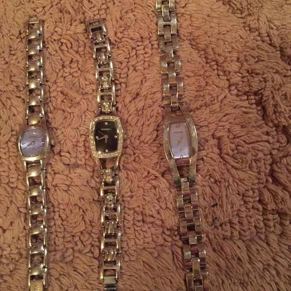 Fossil Accessories - Vintage Fossil watches